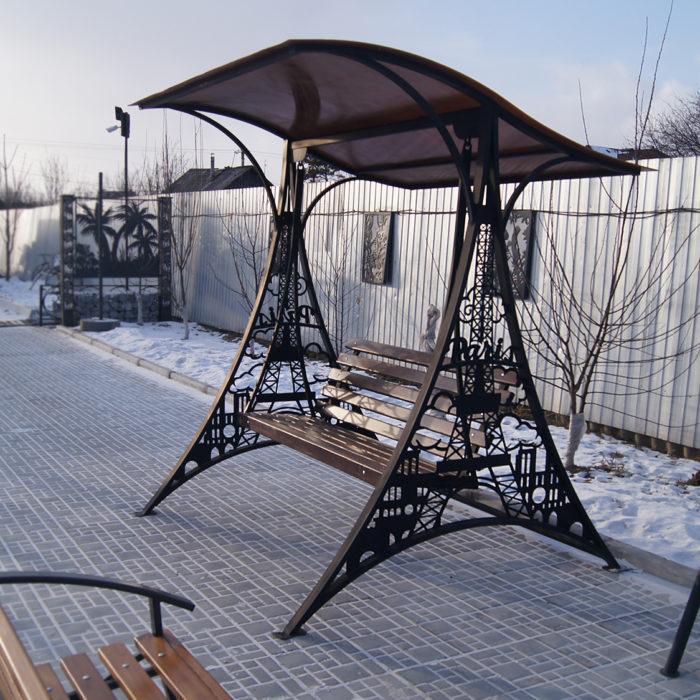 Качели Париж
