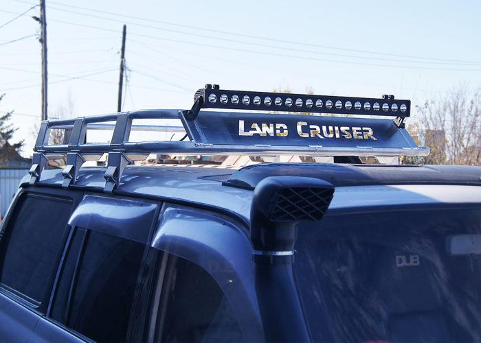 Багажник land cruiser