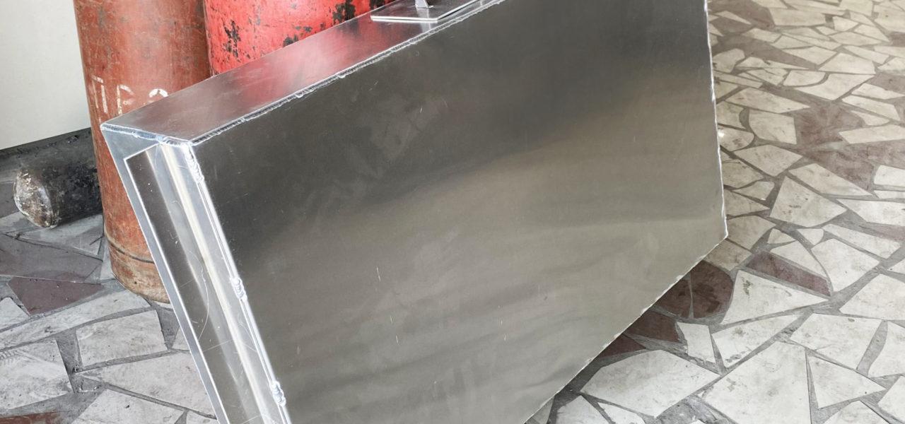 Бак из нержавеющей стали от Сварог