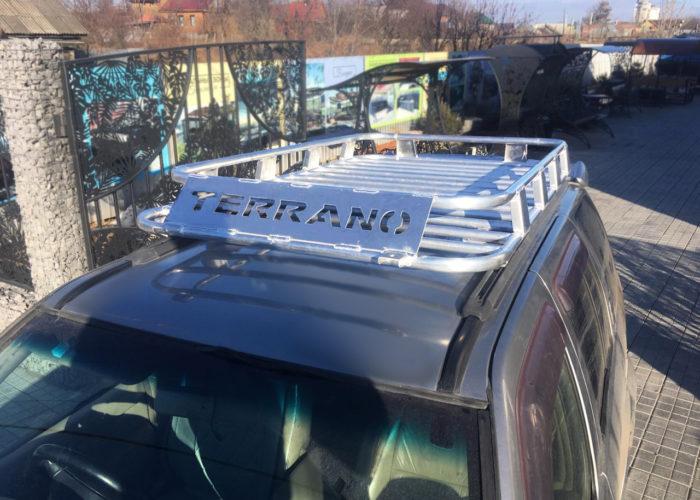 Багажник для terrano